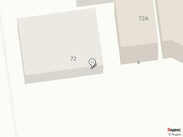 Юнона на карте Ставрополя