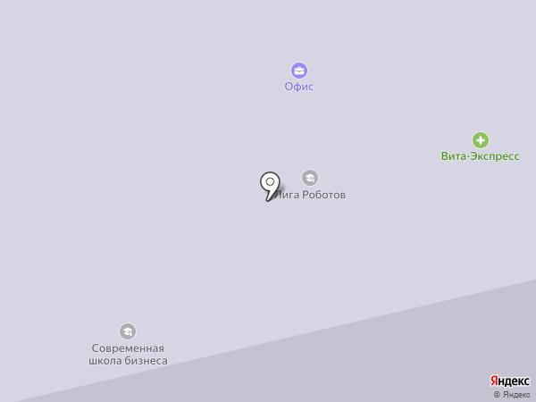 ИДНК на карте Ставрополя