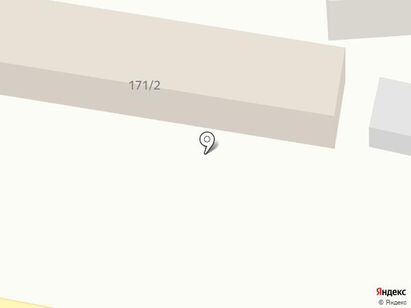Венера на карте Михайловска