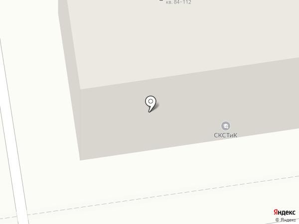 Магазин стройматериалов на карте Ставрополя