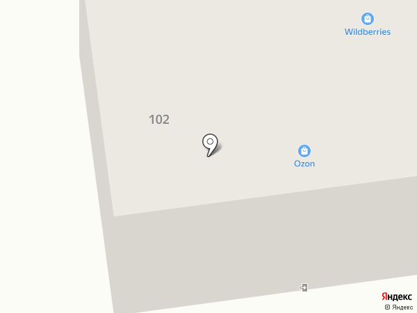 Жако на карте Ставрополя