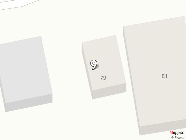 Служба по аренде автомобилей на карте Ставрополя