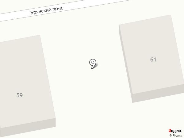 Малыш`ок на карте Ставрополя