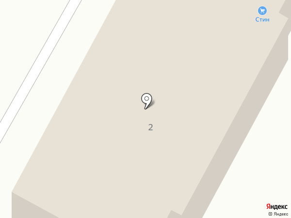 Шашлычный двор на карте Ставрополя