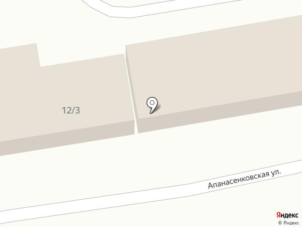 САО на карте Ставрополя