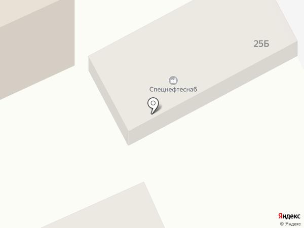 Инструмент-сервис на карте Ставрополя