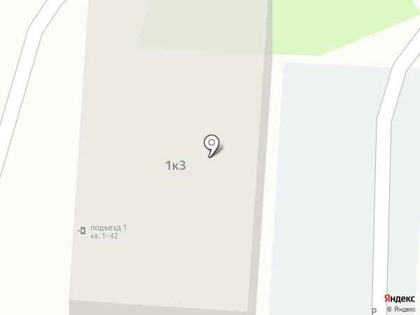 Семейный на карте Михайловска