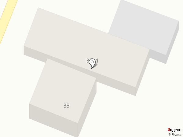 Золушка на карте Михайловска