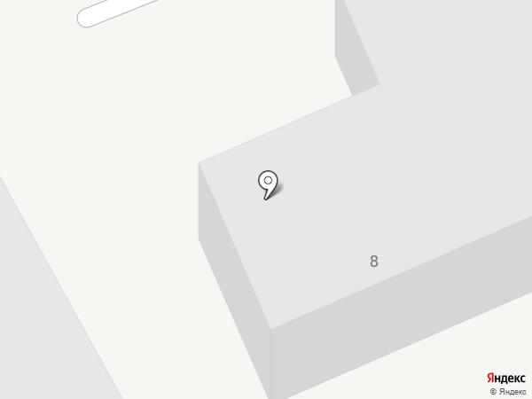 Ставстройкомплект на карте Ставрополя