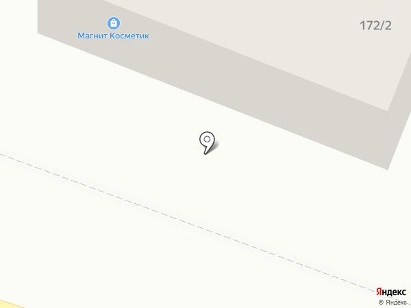 Капитал Строй на карте Михайловска