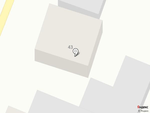 АвтогазСервис на карте Михайловска