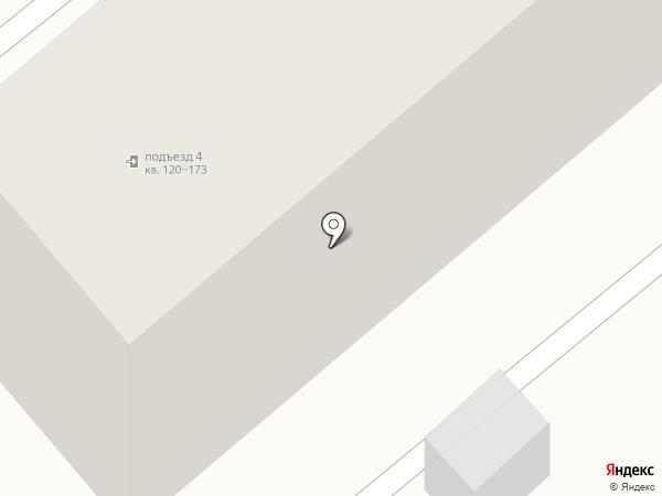 Бегемот на карте Михайловска