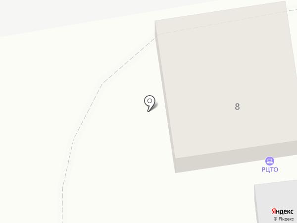 РЦТО на карте Ставрополя