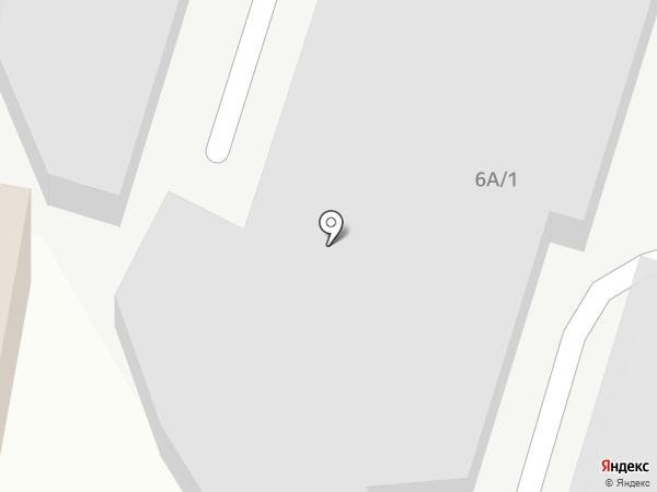 Авто-Пласт на карте Ставрополя