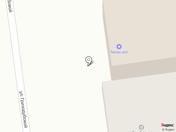 Грундфос на карте Ставрополя