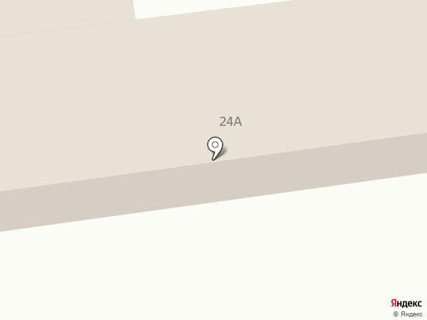 Берта на карте Ставрополя