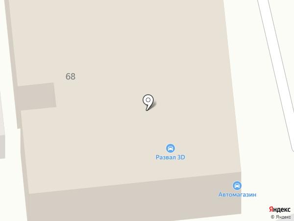 +5 на карте Михайловска