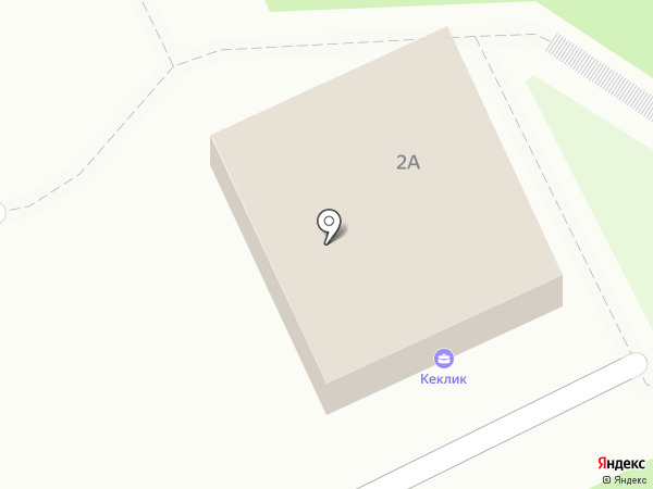 Поцелуй жирафа на карте Ставрополя