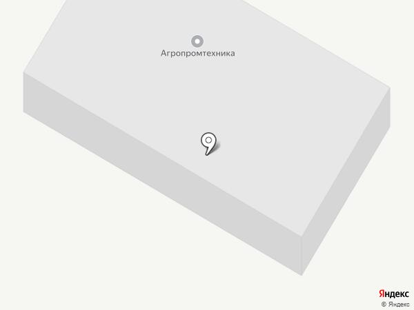 Агропромтехника на карте Михайловска