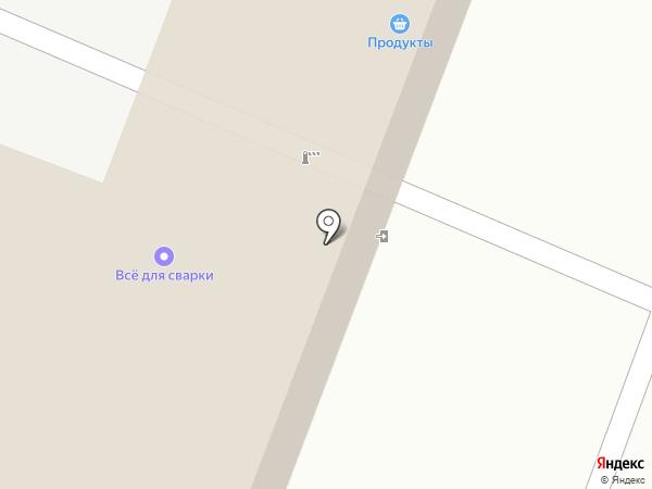 Бобр Добр на карте Ставрополя