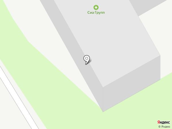 ШПАКОВСКОЕ на карте Михайловска