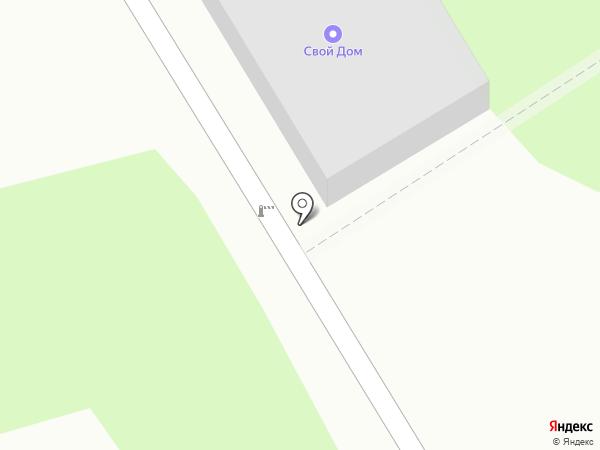 Надежда на карте Михайловска