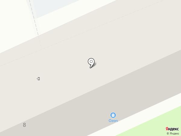 Ателье на карте Ставрополя