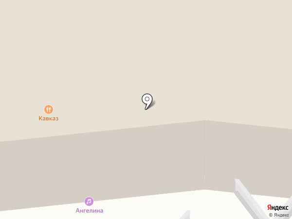 Буфетъ на карте Ставрополя
