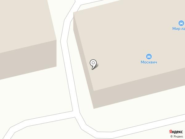 Магазин автоинструментов на карте Ставрополя