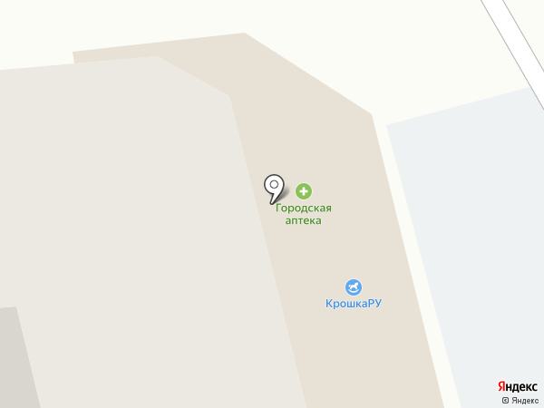Городская аптека на карте Ставрополя