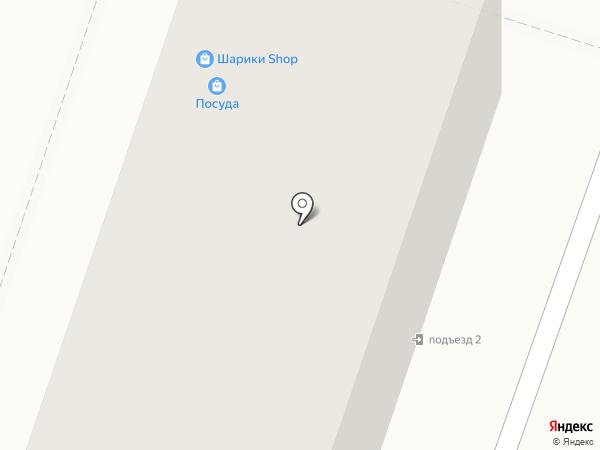 Диалог-Строй на карте Михайловска
