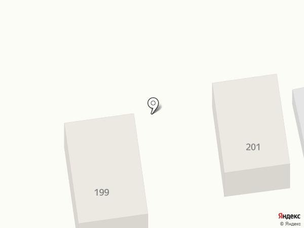 СТО на карте Михайловска