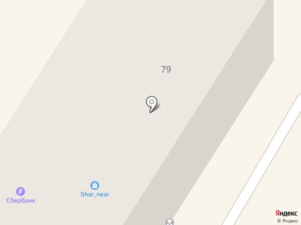 Участковый пункт полиции на карте Михайловска
