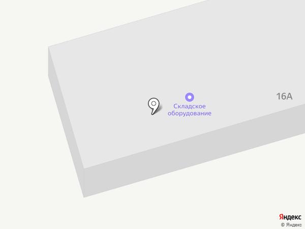 Оптима-Принт на карте Ставрополя