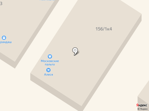 Продуктовый магазин на карте Михайловска