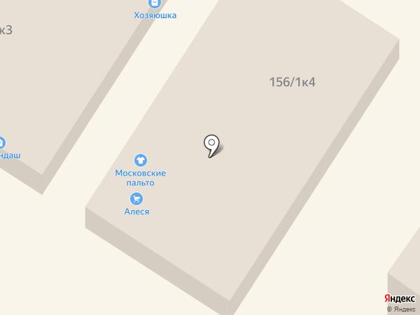 Шопоголик на карте Михайловска