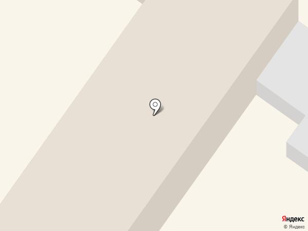 Жирафик на карте Михайловска