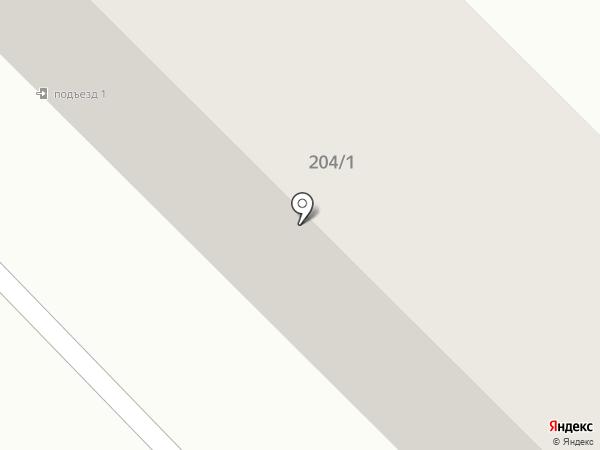 Бегемотик Гоша на карте Михайловска