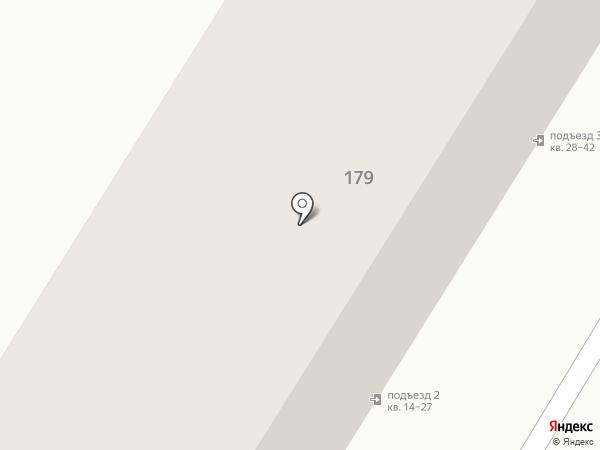 СОВКОМБАНК на карте Михайловска