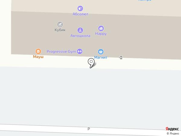 Магазин мебели на карте Ставрополя