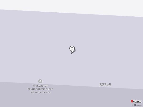 Ставропольский государственный аграрный университет на карте Ставрополя