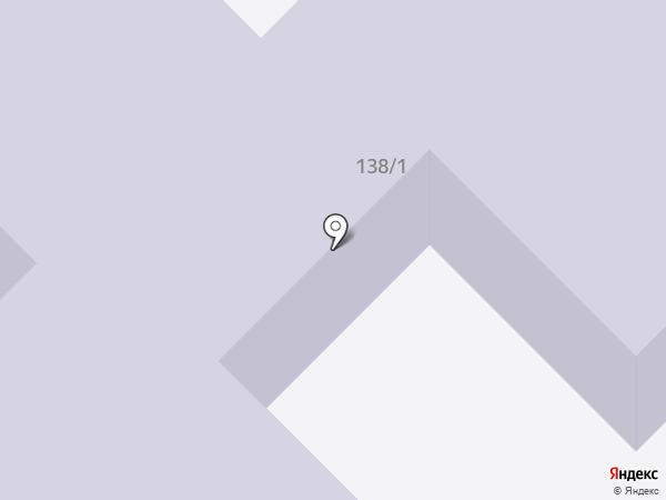 Детский сад №17 на карте Михайловска