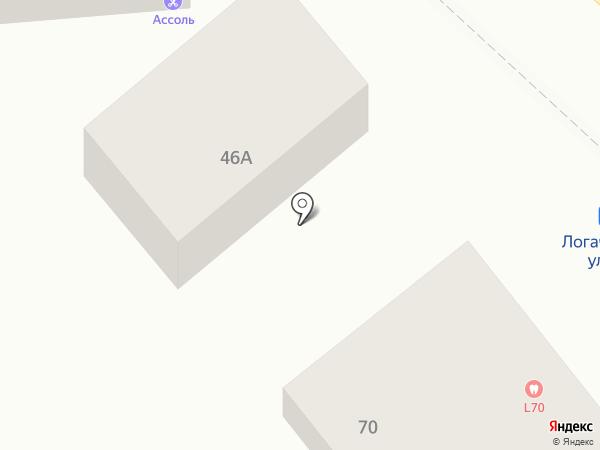 Alice на карте Михайловска