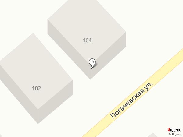 Юридический кабинет на карте Михайловска