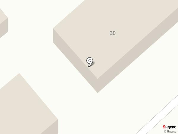 Почтовое отделение №240 на карте Михайловска
