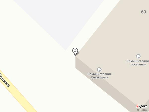 Администрация Муниципального образования Пелагиадского сельсовета на карте Пелагиады