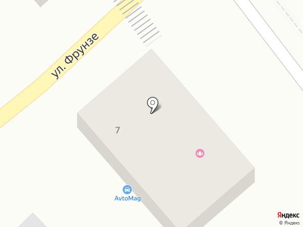 Мебельный салон на карте Михайловска