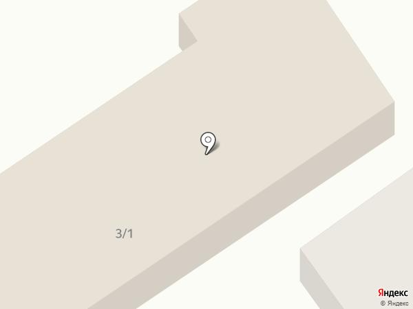 Детский сад №1 на карте Михайловска