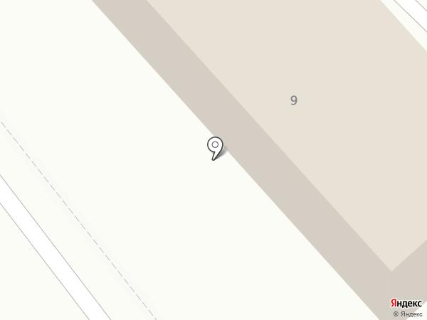 Муниципальная управляющая компания г. Михайловска на карте Михайловска