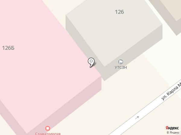 УФК на карте Михайловска
